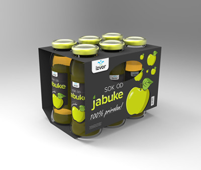 Apple Juice packaging