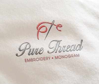 Pure Thread Embroidery