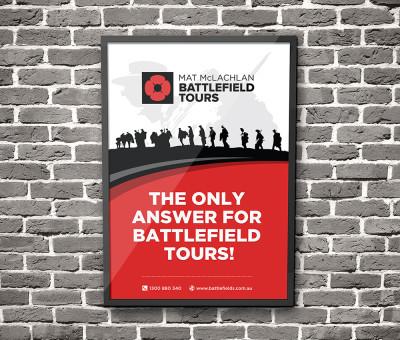 Battlefield Tours poster