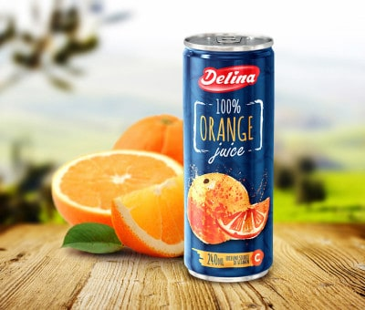 Fruit Juice packaging